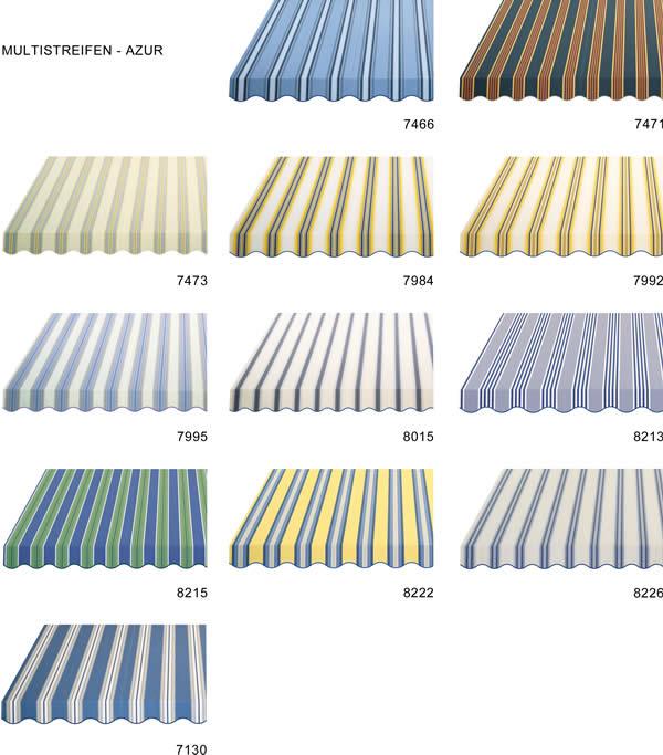 Markisenstoffe Elsbecker Sonnenschutz Verschattungen